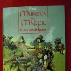 Cómics: MUÑECA DE MARFIL 2-LA GARRA DE BRONCE-FRANZ-GLENAT - TAPA DURA. Lote 27288757