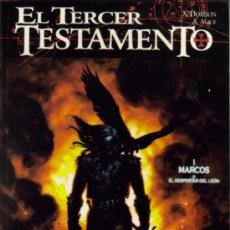 Cómics: EL TERCER TESTAMENTO ( GLÉNAT ) ORIGINAL 2008 Nº. 1. Lote 27091082