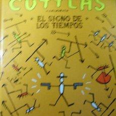 Cómics: CUTTLAS: EL SIGNO DE LOS TIEMPOS – CALPURNIO. Lote 26516029