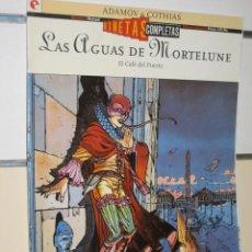 Fumetti: LAS AGUAS DE MORTELUNE VIÑETAS COMPLETAS Nº 2 EL CAFE DEL PUERTO GLENAT OFERTA. Lote 273114208