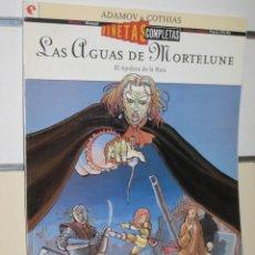 Fumetti: LAS AGUAS DE MORTELUNE VIÑETAS COMPLETAS Nº 1 EL AJEDREZ DE LA RATA GLENAT OFERTA. Lote 117657000