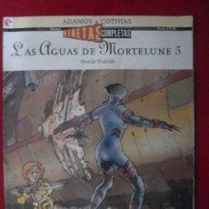 Cómics: LAS AGUAS DE MORTELUNE 5 - MUNDO PODRIDO - VIÑETAS COMPLETAS 9 - AMADOV&COTHIAS-GLENAT. Lote 29774977