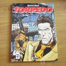 Cómics: TORPEDO - TIC - TAC - BERNET Y ABULI - GLENAT 1996.. Lote 20299084