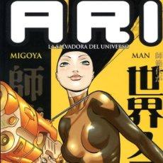 Cómics: ARI - T1: DE NIÑA A MUJER - GLENAT 2004 - TAPAS DURAS - 48 PÁGINAS COLOR. Lote 21041900