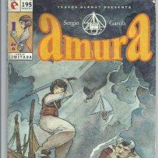 Cómics: AMURA Nº 1 SERGIO GARCIA. Lote 22622936
