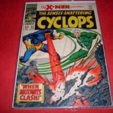 Cómics: MARVEL COMICS -THE UNCANNY X-MEN - NUMERO 45. Lote 23286407