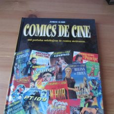 Cómics: COMICS DE CINE / ED.GLENAT TAPA DURA 120 PG.. Lote 24001638
