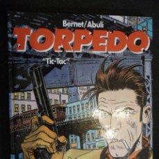 Cómics: TORPEDO. TIC-TAC. GLENAT. TAPA DURA. Lote 26215600