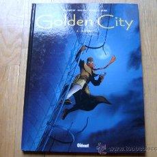 Cómics: COMIC GOLDEN CITY 4 - GOLDY - PECQUEUR, MALFIN, SCHELLE, ROSA - GLÉNAT. Lote 27213030