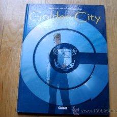 Cómics: COMIC GOLDEN CITY 5 - EL INFORME HARRISON - PECQUEUR, MALFIN, SCHELLE, ROSA - GLÉNAT. Lote 27213031