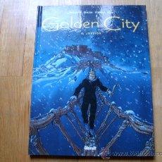 Cómics: COMIC GOLDEN CITY 5 - JESSICA - PECQUEUR, MALFIN, SCHELLE, ROSA - GLÉNAT. Lote 27213032