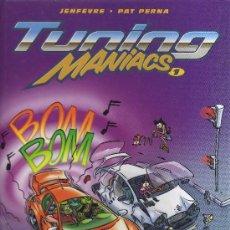 Cómics: TUNING MANIACS 1 (JENFEVRE - PAT PERNA) - CJ192. Lote 26415860