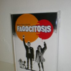 Cómics: FAGOCITOSIS - MARCOS PRIOR & DANIDE - GLÉNAT. Lote 26522110