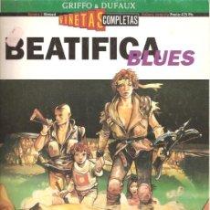 Cómics: BEATIFICA BLUES 1. Lote 26741314