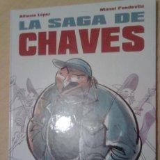 Cómics: LA SAGA DE CHAVES. Lote 26822671