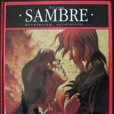 Cómics: SAMBRE - REVOLUCIÓN, REVOLUCIÓN... - YSLAIRE - T. 1 - GLENAT. Lote 26919394