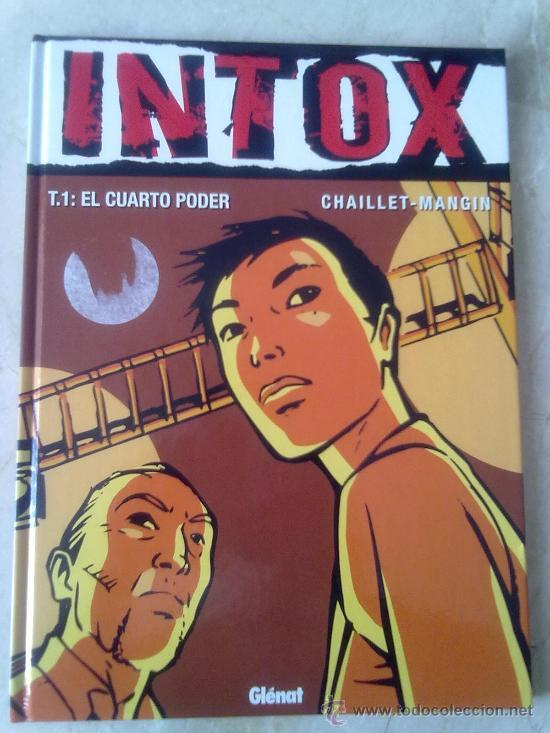 Cómics: COLECCIÓN VIÑETAS NEGRAS - INTOX - Tomos 1 a 3 -DESCATALOGADOS - Foto 2 - 27154323