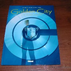 Cómics: GOLDEN CITY Nº 5: EL INFORME HARRISON. EDIT. GLÉNAT (JC). Lote 27790545