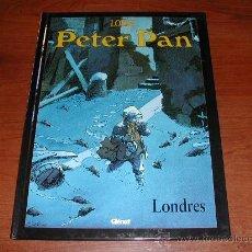 Cómics: PETER PAN DE LOISEL Nº 1: LONDRES (GLENAT) TAPA DURA. (JC). Lote 27791656