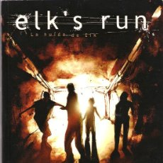 Cómics: ELK´S RUN. Lote 27852966