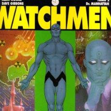 Cómics: WATCHMEN - TOMO 2 - DR. MANHATTAN - ALAN MOORE / DAVE GIBBONS - GLÉNAT. Lote 27874736