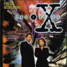 Cómics: THE X FILES - ESPECIAL RECOPILATORIO - Nº 2 - GLENAT. Lote 27874739