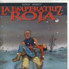 Cómics: LA EMPERATRIZ ROJA (DUFAUX - ADAMOV) TOMO 3. Lote 27882115