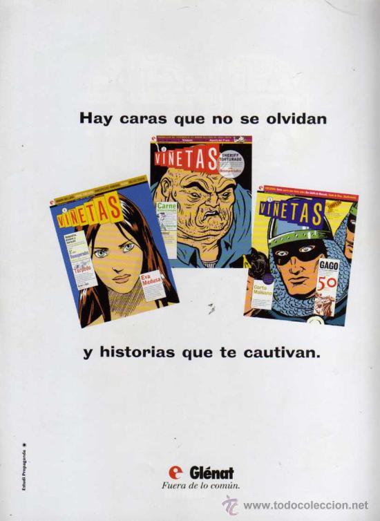 Cómics: LAS AGUAS DE MORTELUNE - EL AJEDREZ DE LA RATA - ADAMOV / COTHIAS - VIÑETAS COMPLETAS Nº 1 - GLÉNAT - Foto 2 - 27874734