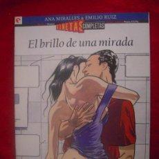 Cómics: EL BRILLO DE UNA MIRADA - VIÑETAS COMPLETAS 6 - ANA MIRALLES. Lote 27930832