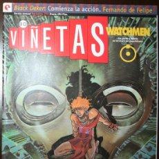 Cómics: VIÑETAS - Nº 10 - NOVIEMBRE 1994 - EDICIONES GLENAT. Lote 28184018