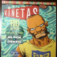Cómics: VIÑETAS - Nº 8 - SEPTIEMBRE 1994 - EDICIONES GLENAT. Lote 28184032