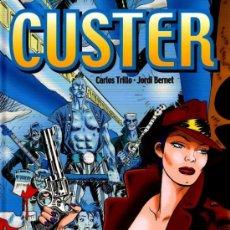 Cómics: CUSTER - CARLOS TRILLO Y JORDI BERNET - ED. GLENAT 2001 - 20% DESCUENTO. Lote 28249139