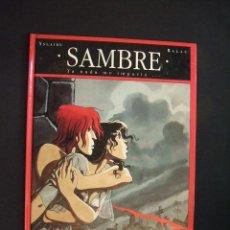 Cómics: SAMBRE - YA NADA ME IMPORTA - YSLAIRE - BALAC - EDICIONES GLENAT - EXCELENTE ESTADO - . Lote 28415770