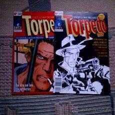 Cómics: REVISTA TORPEDO Nº 11 (EDIT GLENAT)(EL OTRO Nº DE LA FOTO NO, YA LO VENDI). Lote 28229081