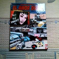 Cómics: BRENDAN BECKETT: EL AMOR DUELE, DE KEKO (CARTONE)(GLENAT. COL FUTURAMA Nº 4). Lote 28436174