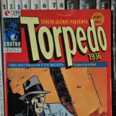 Cómics: TORPEDO Nº 4 (GRAPA). Lote 28902345