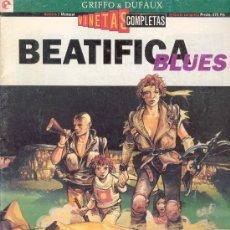 Cómics: BEATIFICA BLUES, VIÑETAS COMPLETAS Nº 3- GRIFFO & DUFAUX, EDICIONES GLENAT 1994. Lote 28920312