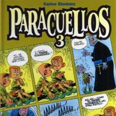 Cómics: PARACUELLOS 3 - CARLOS GIMÉNEZ - COL. CARLOS GIMÉNEZ - GLENAT. Lote 28991789
