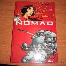 Cómics: NOMAD TOMO 2: GAI-JIN. (GLENAT) TAPA DURA . Lote 37645127