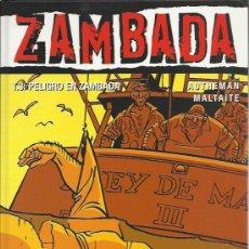 Cómics: VIÑETAS NEGRAS - ZAMBADA ( GLENAT ) 2005-2006 Nº. TOMO 3. Lote 29371487