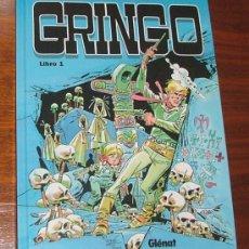 Cómics: CÓMIC 'GRINGO. LIBRO 1' (CARLOS GIMÉNEZ). Lote 29761283