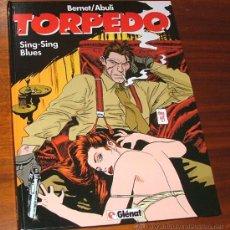 Cómics: CÓMIC 'TORPEDO T5: SING-SING BLUES' (BERNET, ABULÍ). Lote 29764436
