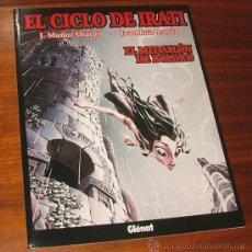 Cómics: CÓMIC 'EL CICLO DE IRATI T2: EL MEDALLÓN DE BOLDRO' (JUAN LUIS LANDA, J. MUÑOZ OTAEGI). Lote 29765315