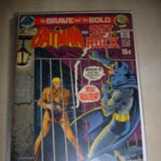 Cómics: COMICS DC - BATMAN Y SARGENTO ROCK - NUMERO 96. Lote 29988803