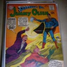 Cómics: DC SUPERMAN - SUPERMAN Y JIMMY OLSEN - -NUMERO 115 BUEN ESTADO. Lote 29989090