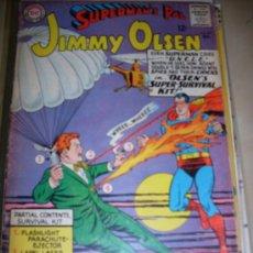 Cómics: DC SUPERMAN - SUPERMAN Y JIMMY OLSEN - -NUMERO 89 NORMAL ESTADO. Lote 29989118