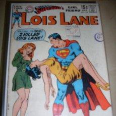 Cómics: DC SUPERMAN - SUPERMAN Y LOIS LANE - NUMERO 102 NORMAL ESTADO. Lote 29989166