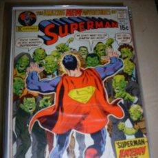 Cómics: DC SUPERMAN - SUPERMAN - NUMERO 237 NORMAL ESTADO. Lote 29989232