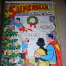 Cómics: DC SUPERMAN - SUPERMAN - NUMERO 165 NORMAL ESTADO. Lote 29989243