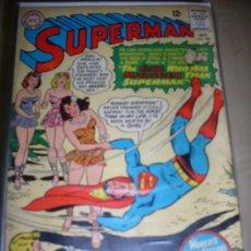 Cómics: DC SUPERMAN - SUPERMAN - NUMERO 180 NORMAL ESTADO. Lote 29989263